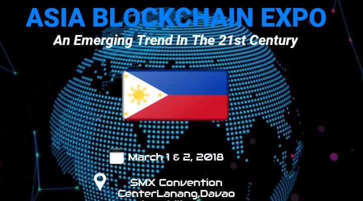 asia blockchain expo davao 2018