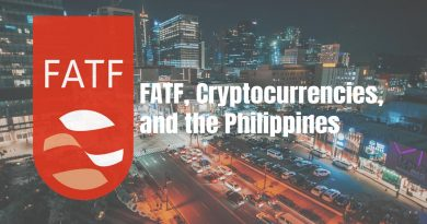 FATF, Cryptocurrencies and the Philippines