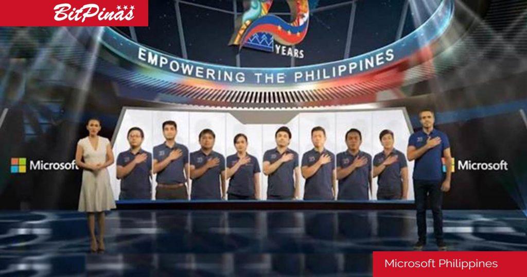 Microsoft Philippines Team