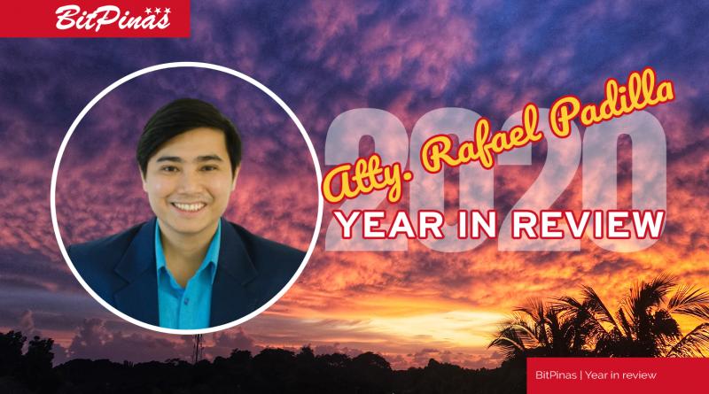 Rafael Padilla year in review 2020