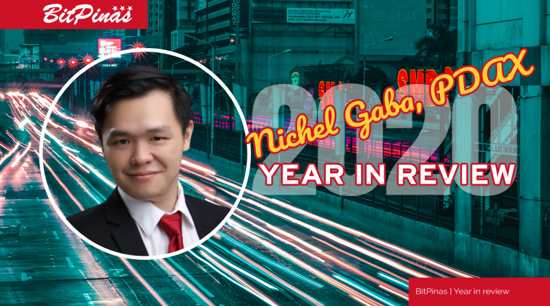 Nichel Gaba | PDAX | 2020 Year in Review