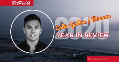 Colin Goltra | Binance | 2020 Year in Review