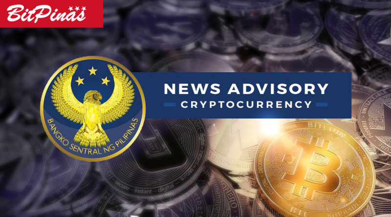 BSP Expects Increase in Cryptocurrency Transactions in the Philippines