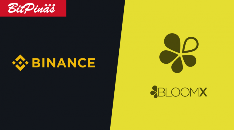BloomX Enters Tech Agreement with Binance to Offer 250 Cryptocurrencies to Filipinos