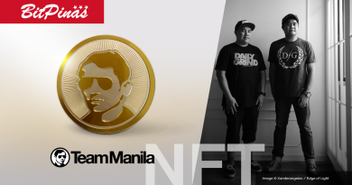 Iconic Filipino Brand TeamManila Unveils 'Rizal with Sunglasses' NFT
