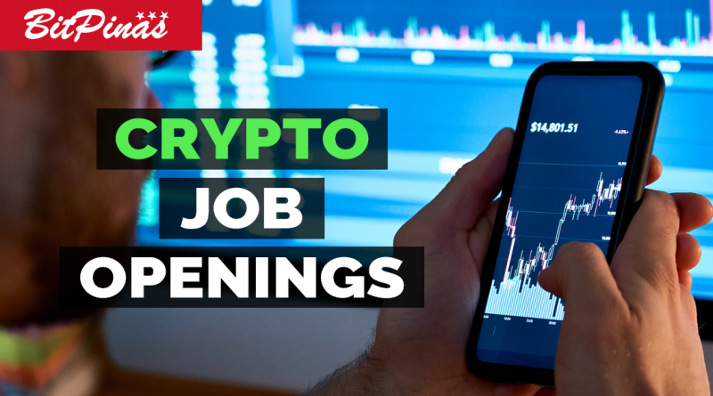 Your Favorite Crypto Company May Be Hiring.. In the Philippines
