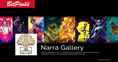 Narra Art Gallery Announces Nifty Gateway Drop, Brings Metaverse to Art Fair PH