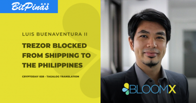Cryptoday 028: Trezor Blocked from Shipping to the Philippines (Tagalog)