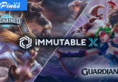 Gods Unchained and Guild of Guardians Layer 2 Solution Immutable Raises $60 Million