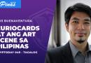 Cryptoday 049 – CurioCards at ang Art Scene sa Pilipinas (Tagalog)